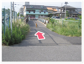 せんげん台駅からのアクセス写真4